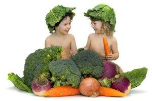 bambini-vegani